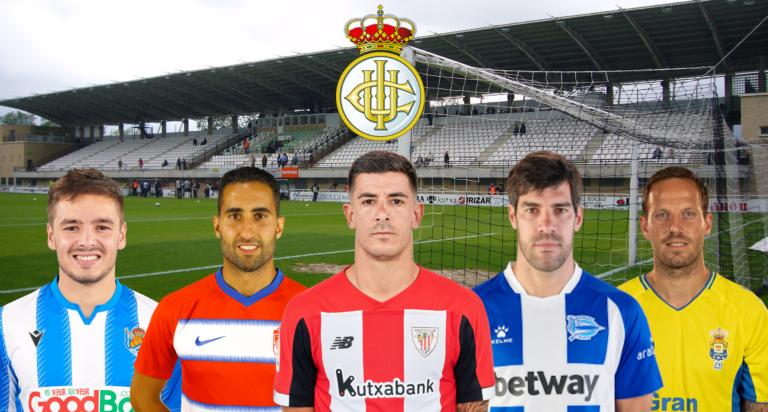5 jugadores que no recordabas que pasaron por la Real Unión