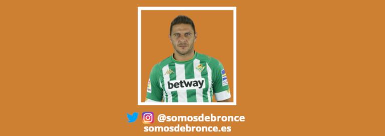¿Sabías que Joaquín jugó en Segunda B?